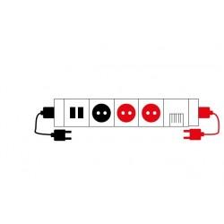 Complément électrique pour goulotte type A - Type II