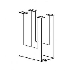 Support unité centrale réglable en largeur (sans équerres)