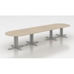 Don - Table de réunion ovale