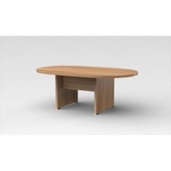 Tamise - Table de réunion ovale