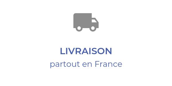 livraison partout en France